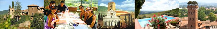Tuscany holiday and vacation information